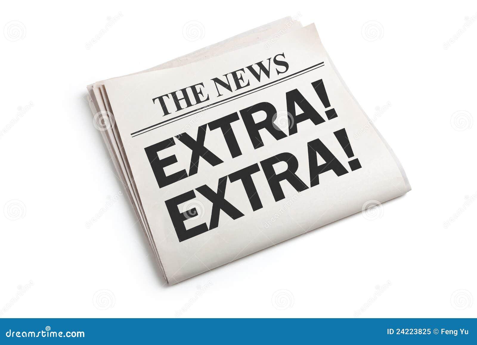 Extra nyheterna