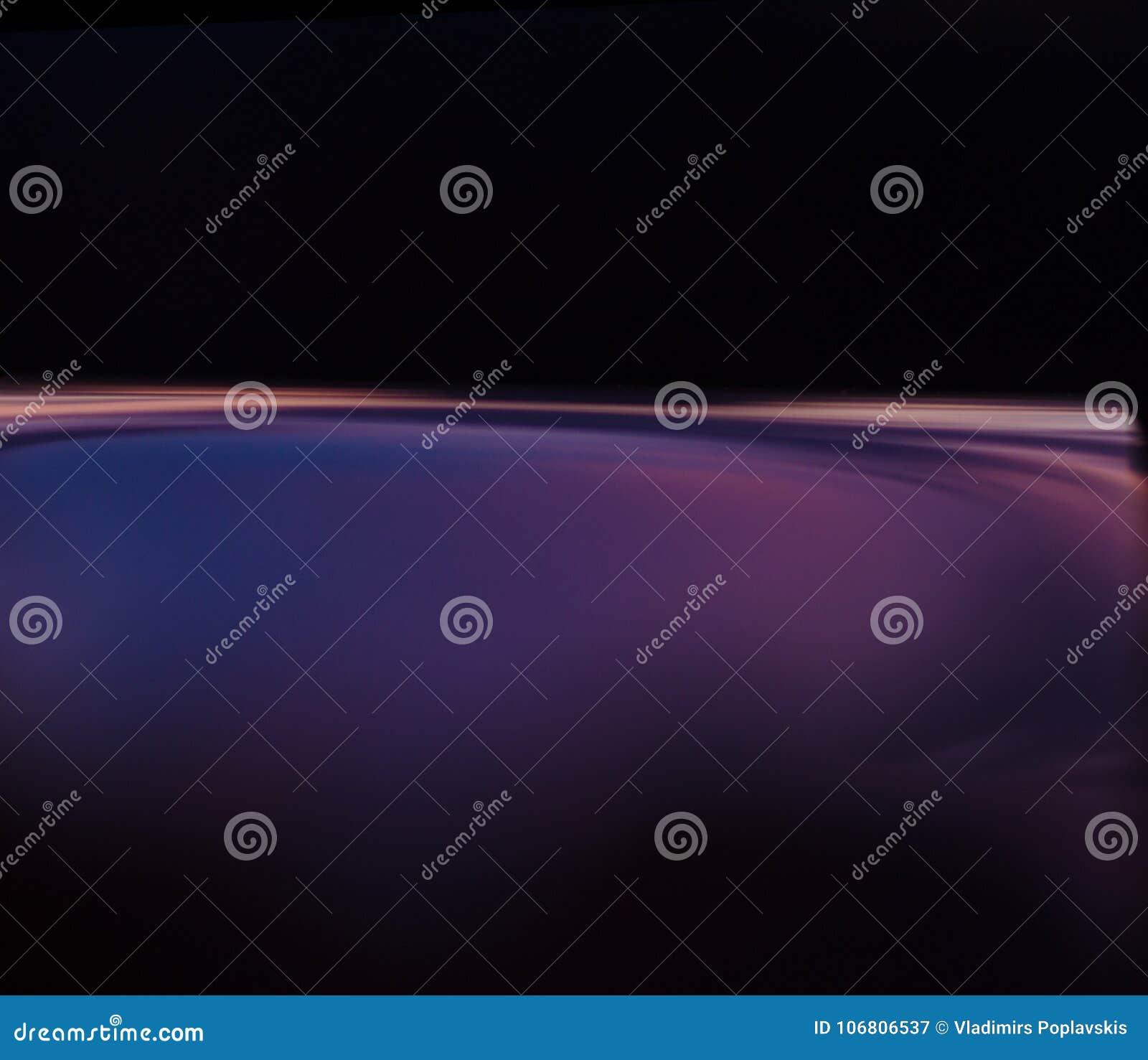 Extracto artístico púrpura