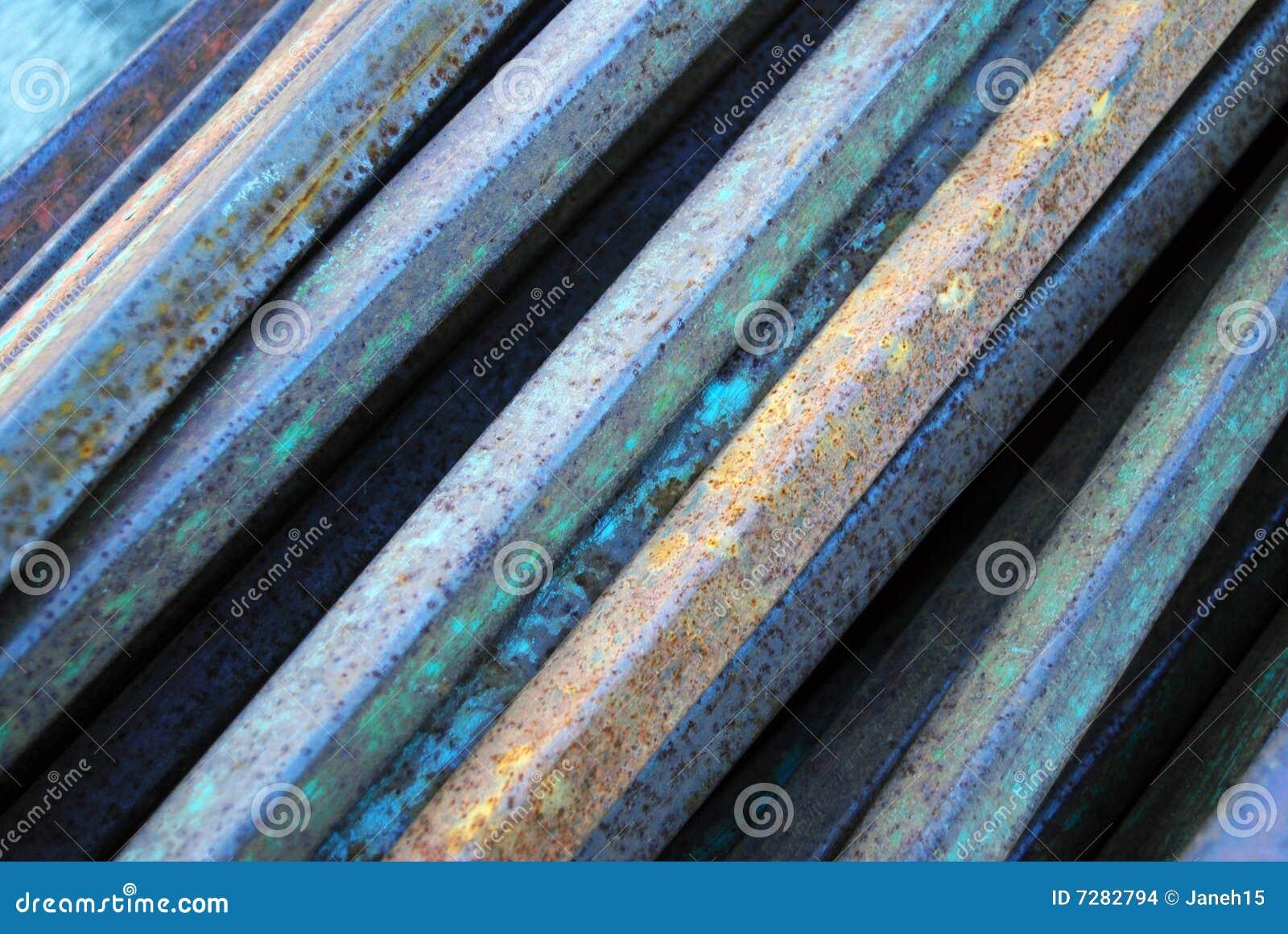 Extracto de la hoja de metal