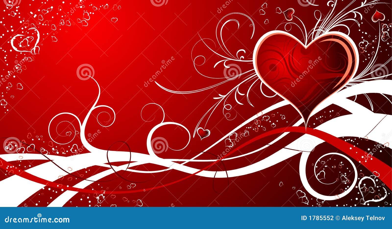 Extracto de la tarjeta del día de San Valentín