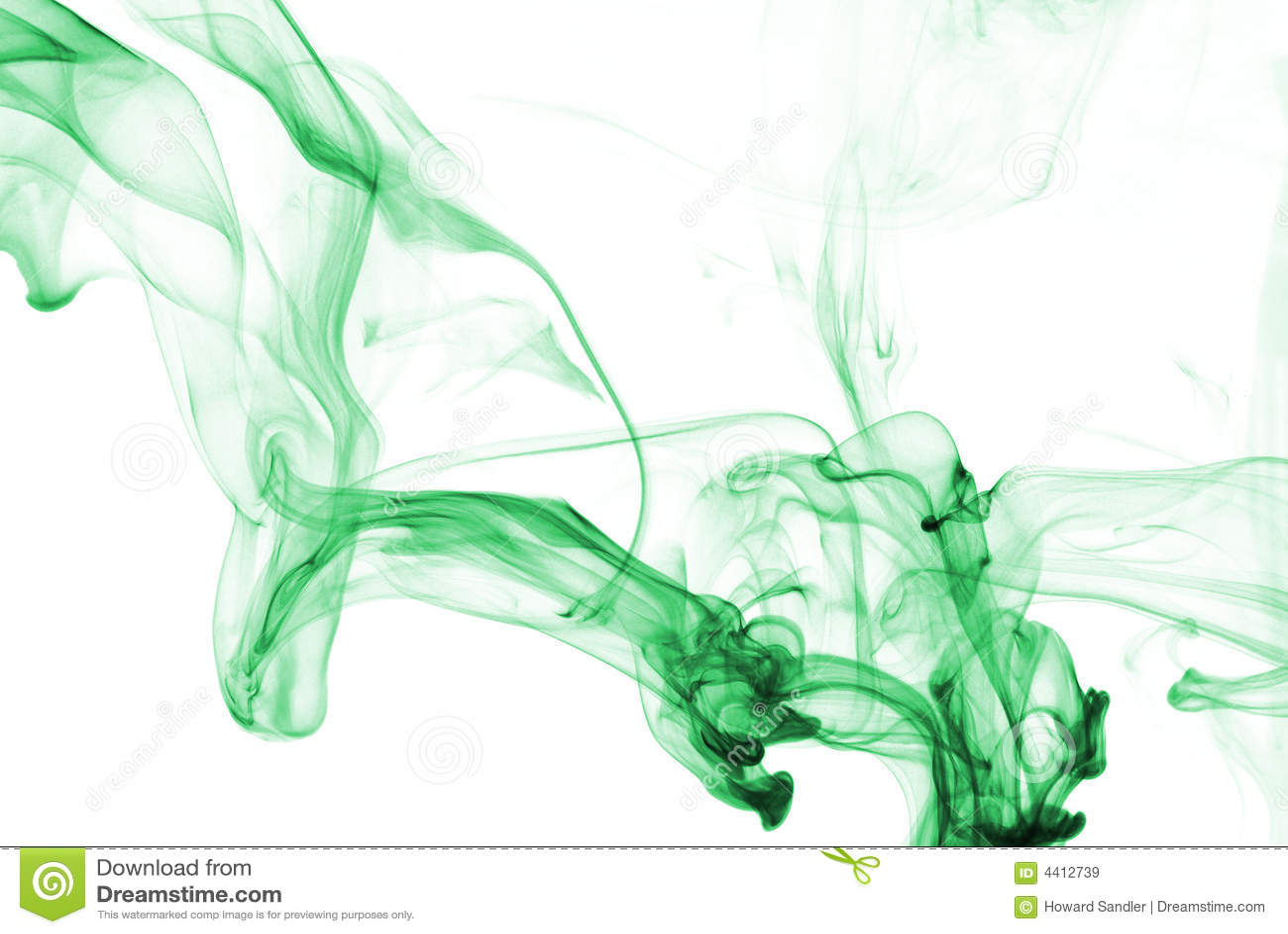Extracto del humo en Aqua