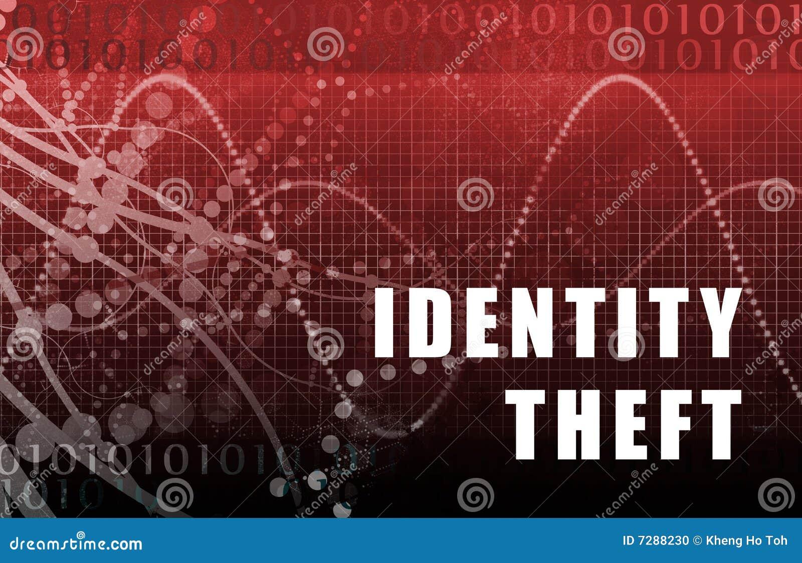 Extracto del hurto de identidad