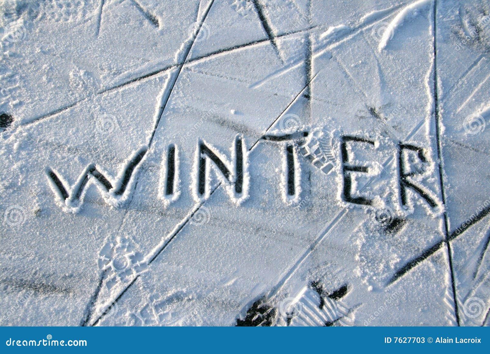 Extracto del invierno