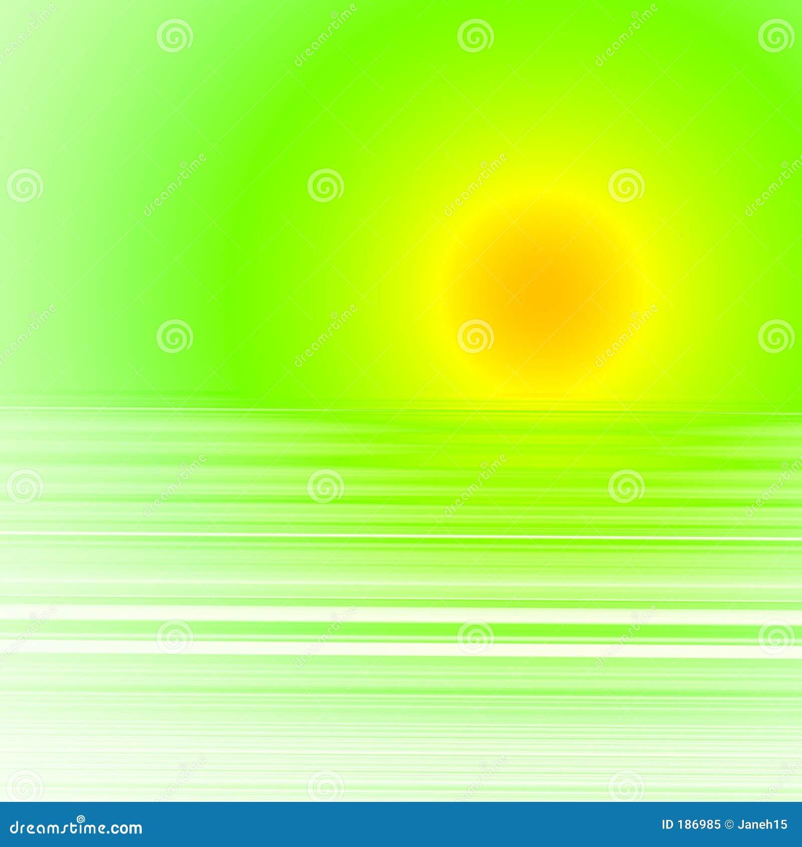 Extracto del sol de configuración