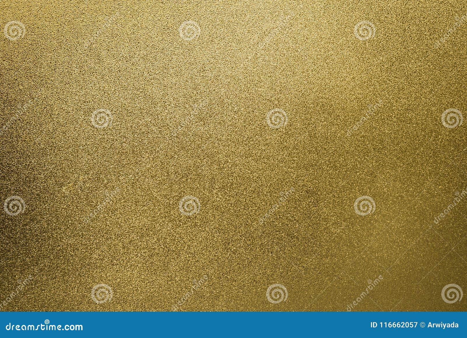 Extracto p de la hoja de la pendiente de la chispa de la textura del brillo del fondo del oro