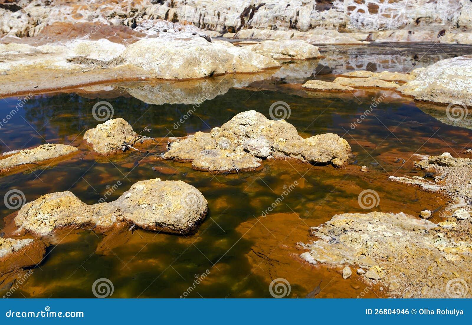 flod i spanien