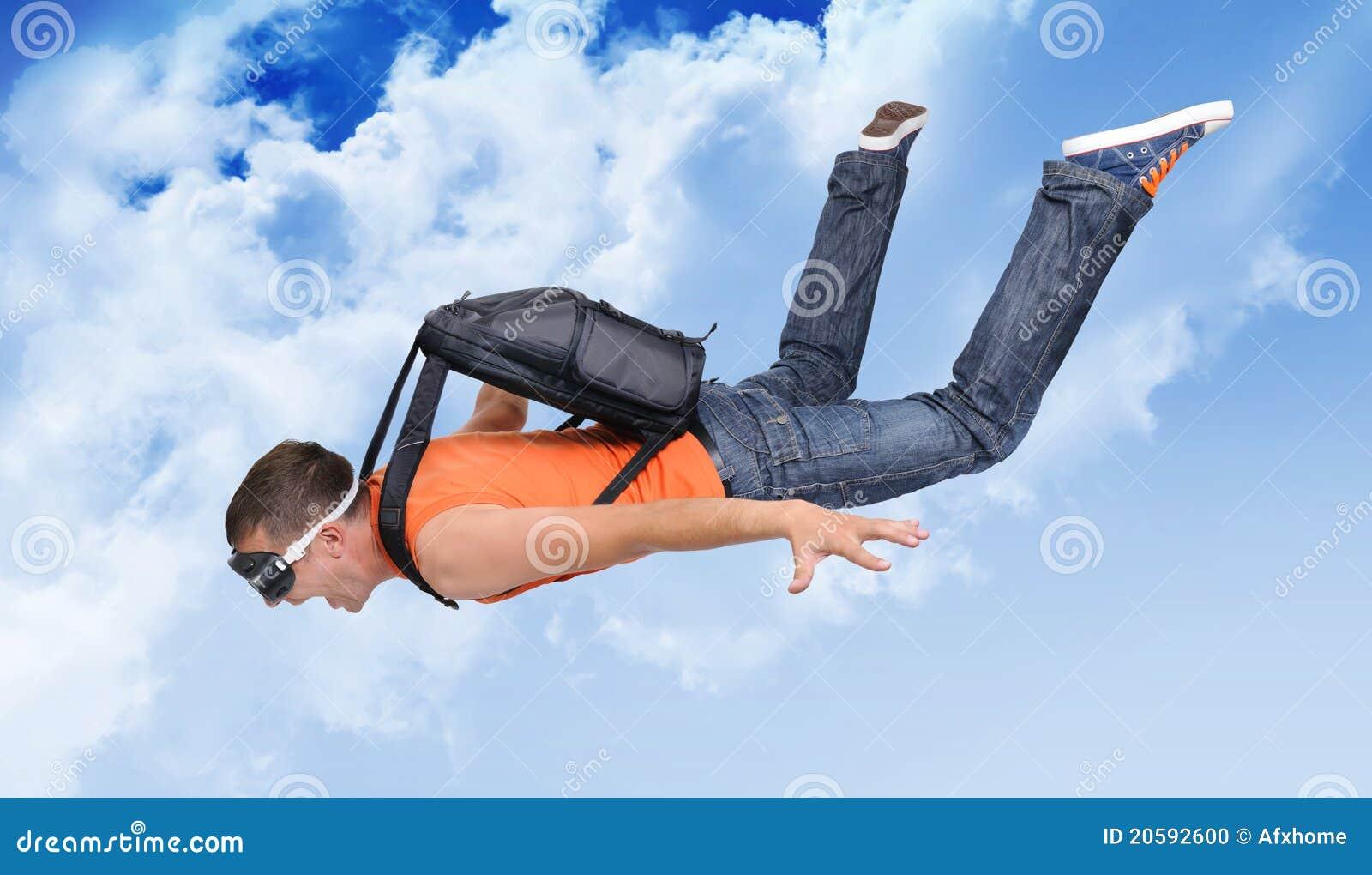 man flight
