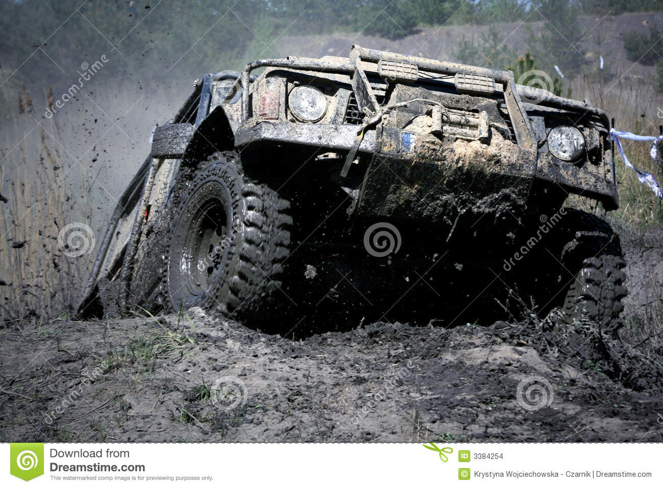 Extreme Off Road Stock Images Image 3384254