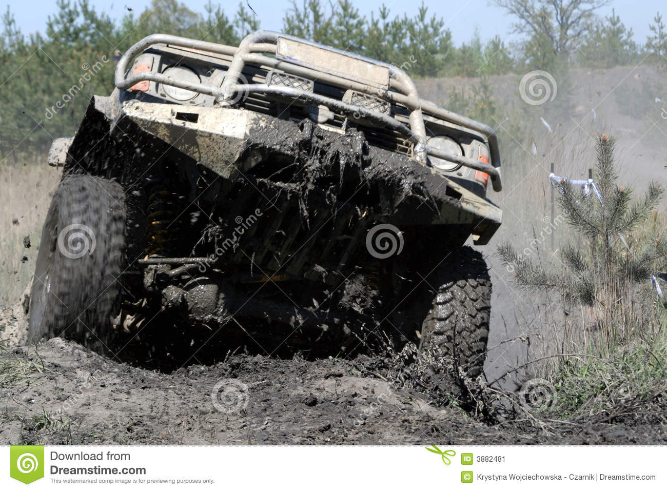 extream off road