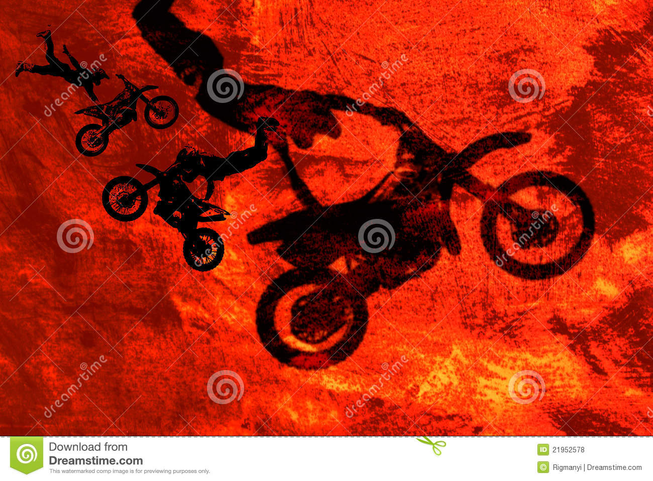 Abstract Sports Background Royalty Free Stock Image: Extreme Sports Abstract Royalty Free Stock Photos