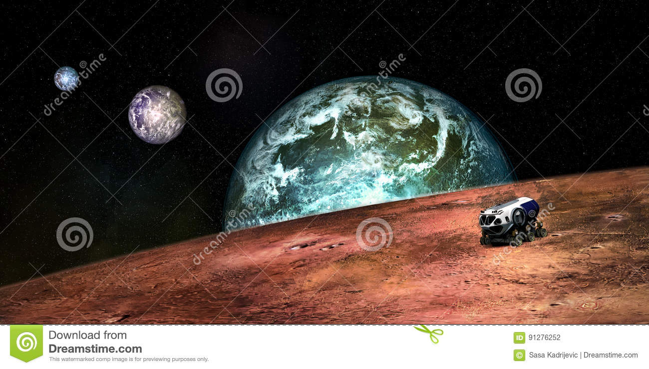 emaly calidrely with outer space exploration - photo #39
