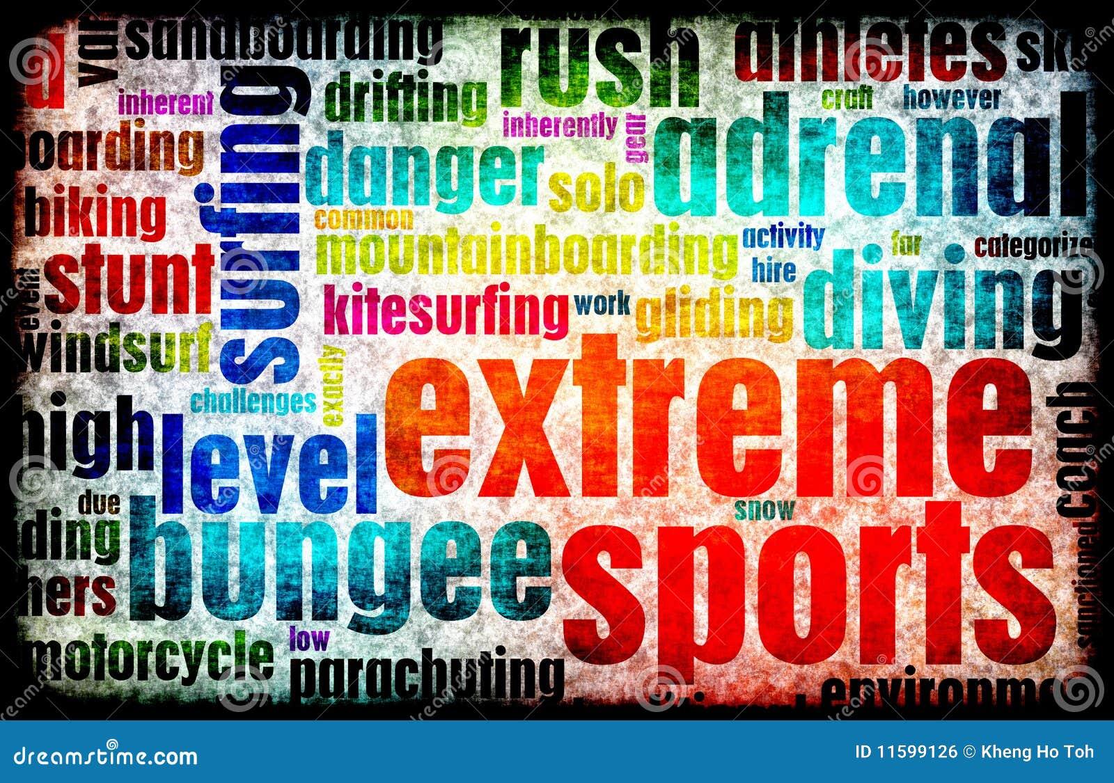 Extremer Sport