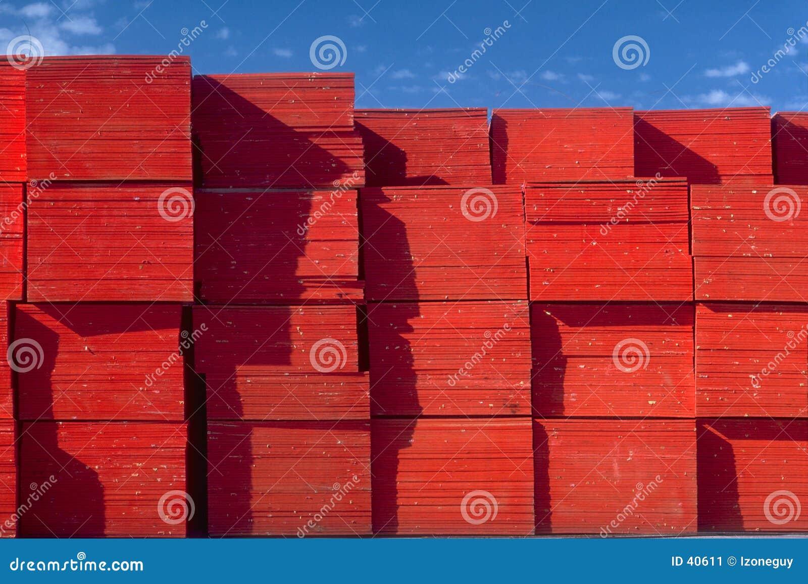 Extremidades da madeira compensada