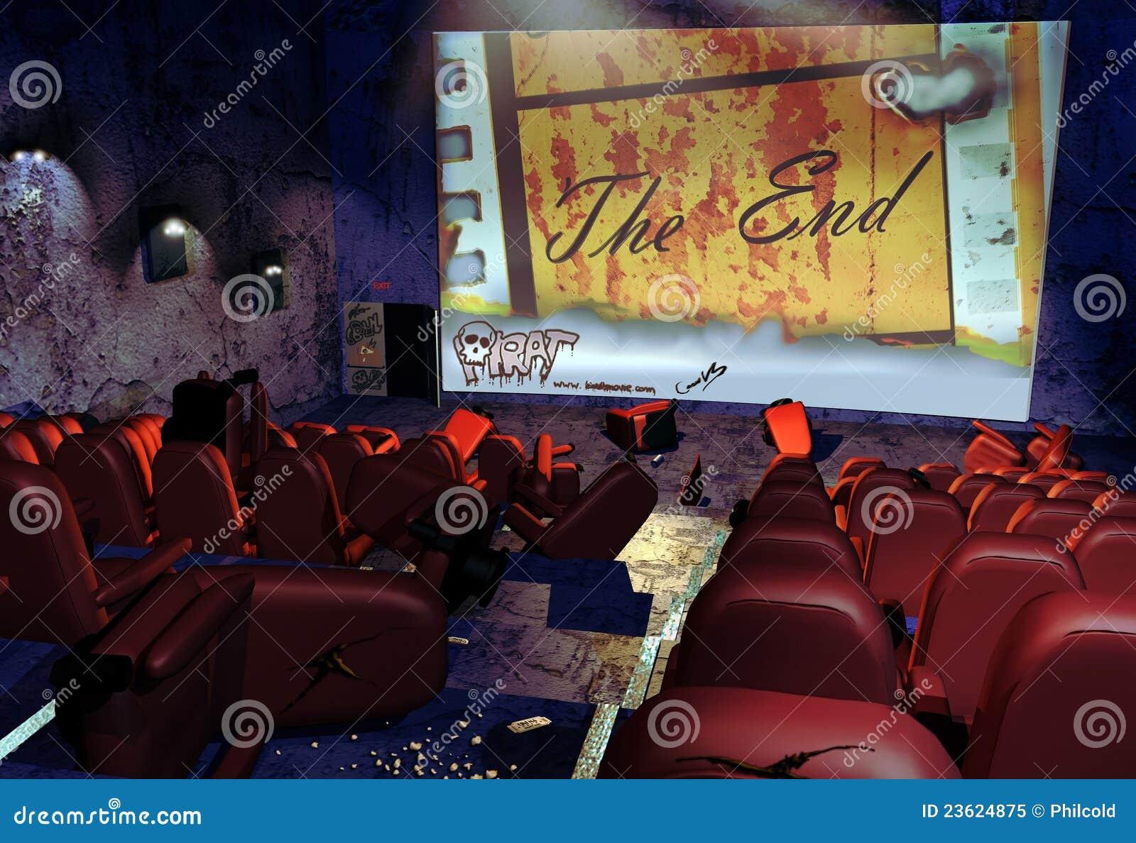 Extremo del cine