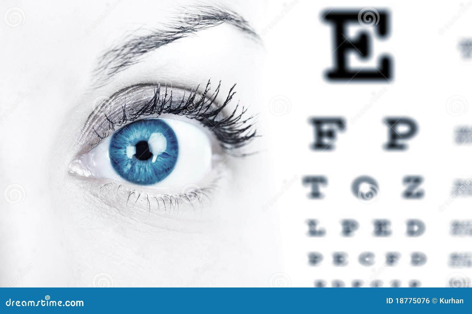 Eye chart stock photo image of test care optical letter 18775076 eye chart nvjuhfo Gallery