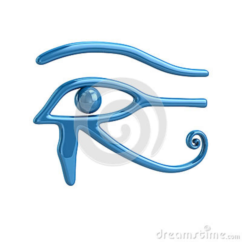 Eye Of Horus Stock Photo Image Of Belief Symbolic Wadjet 89183248