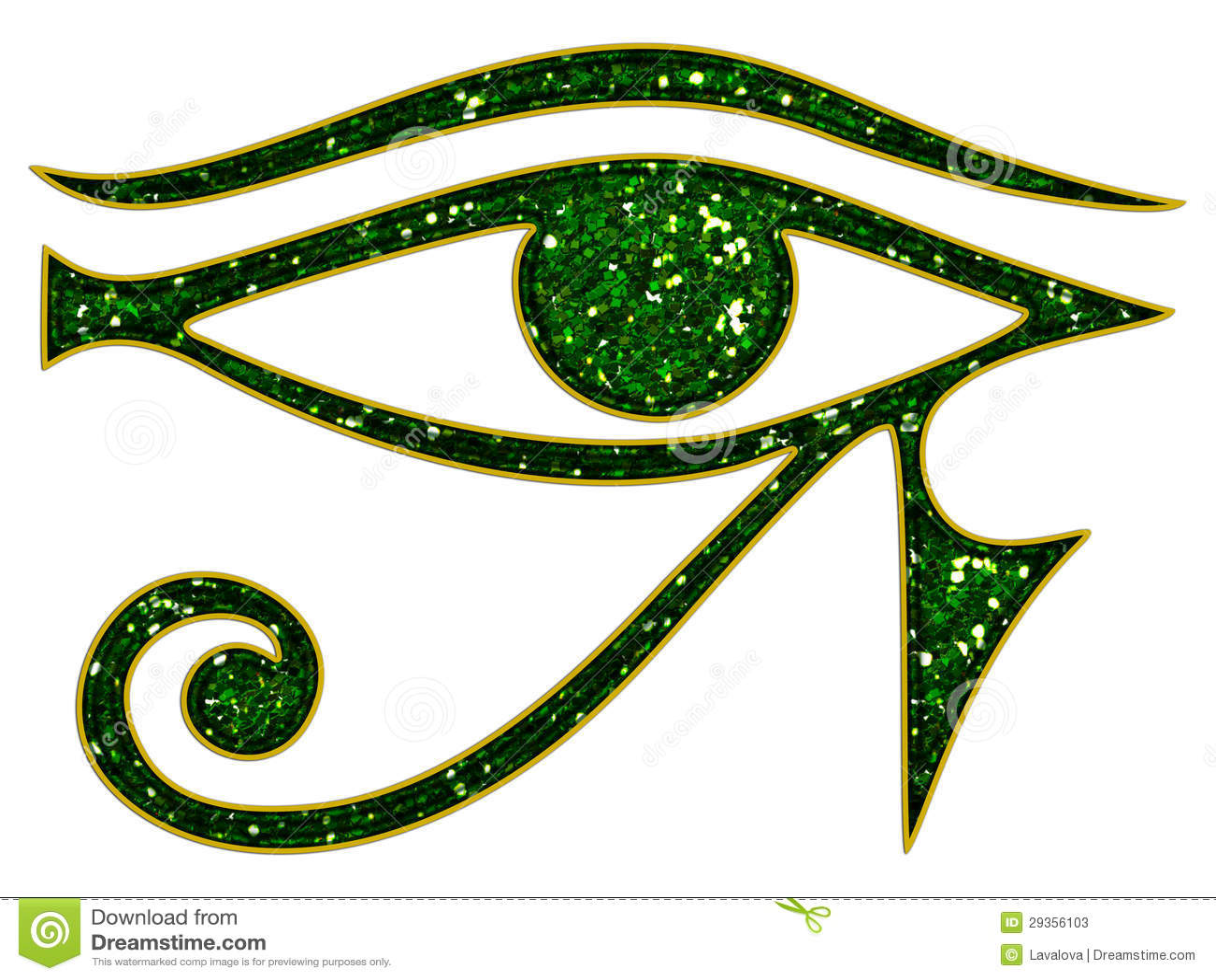 eye of horus reverse eye of thoth stock photos image Graduation Clip Art Cow Head Clip Art