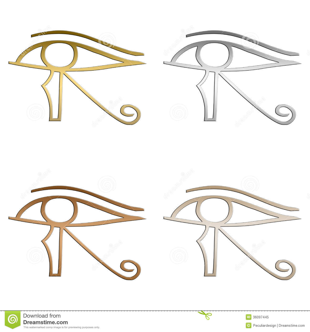 eye of horus app