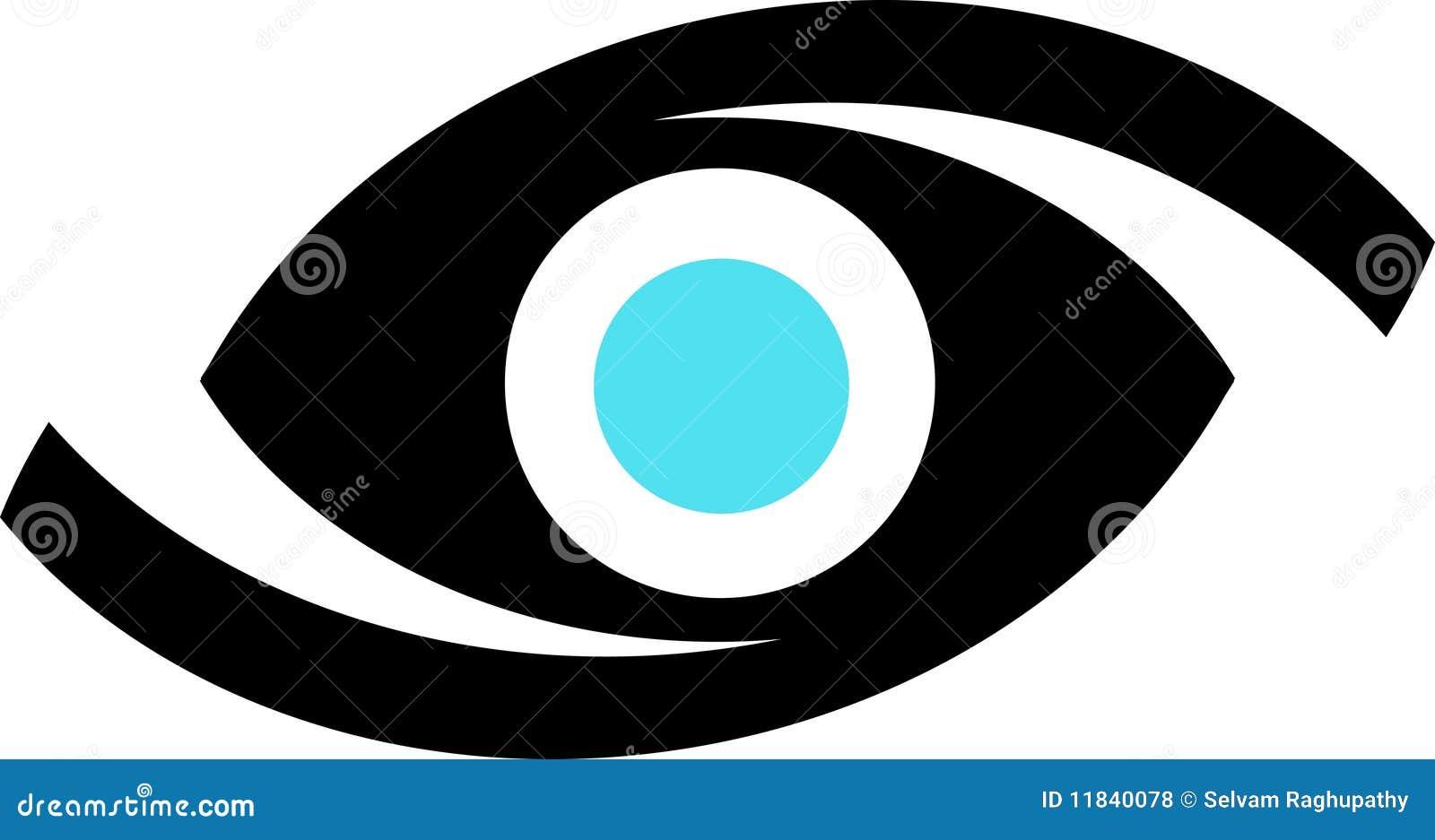 Eyeball Logo Eye logoEyeball Logo