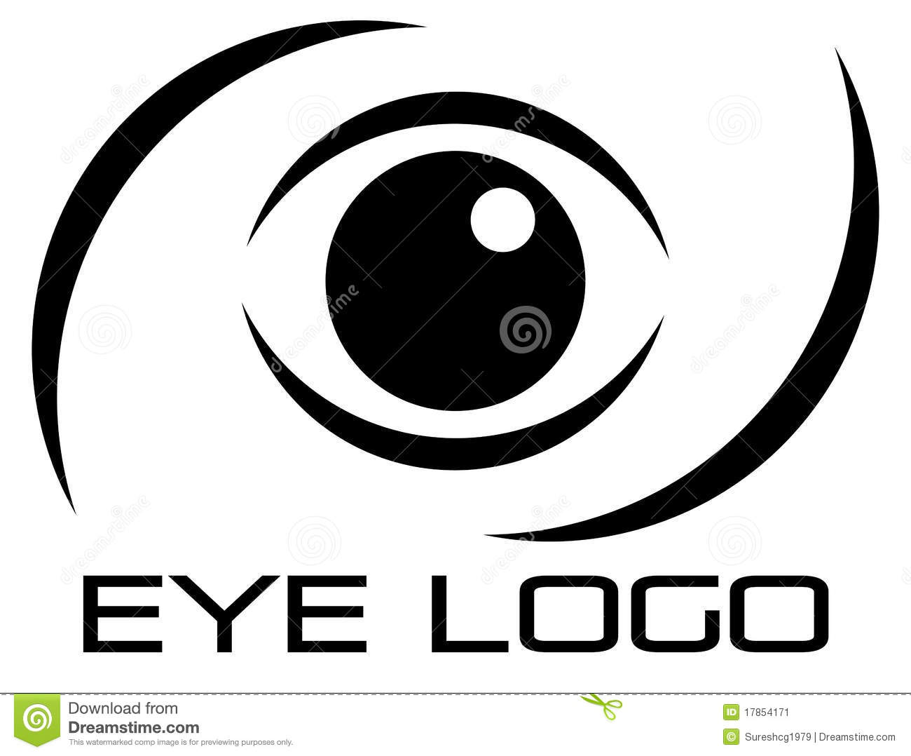 Logo for eye hospital ...