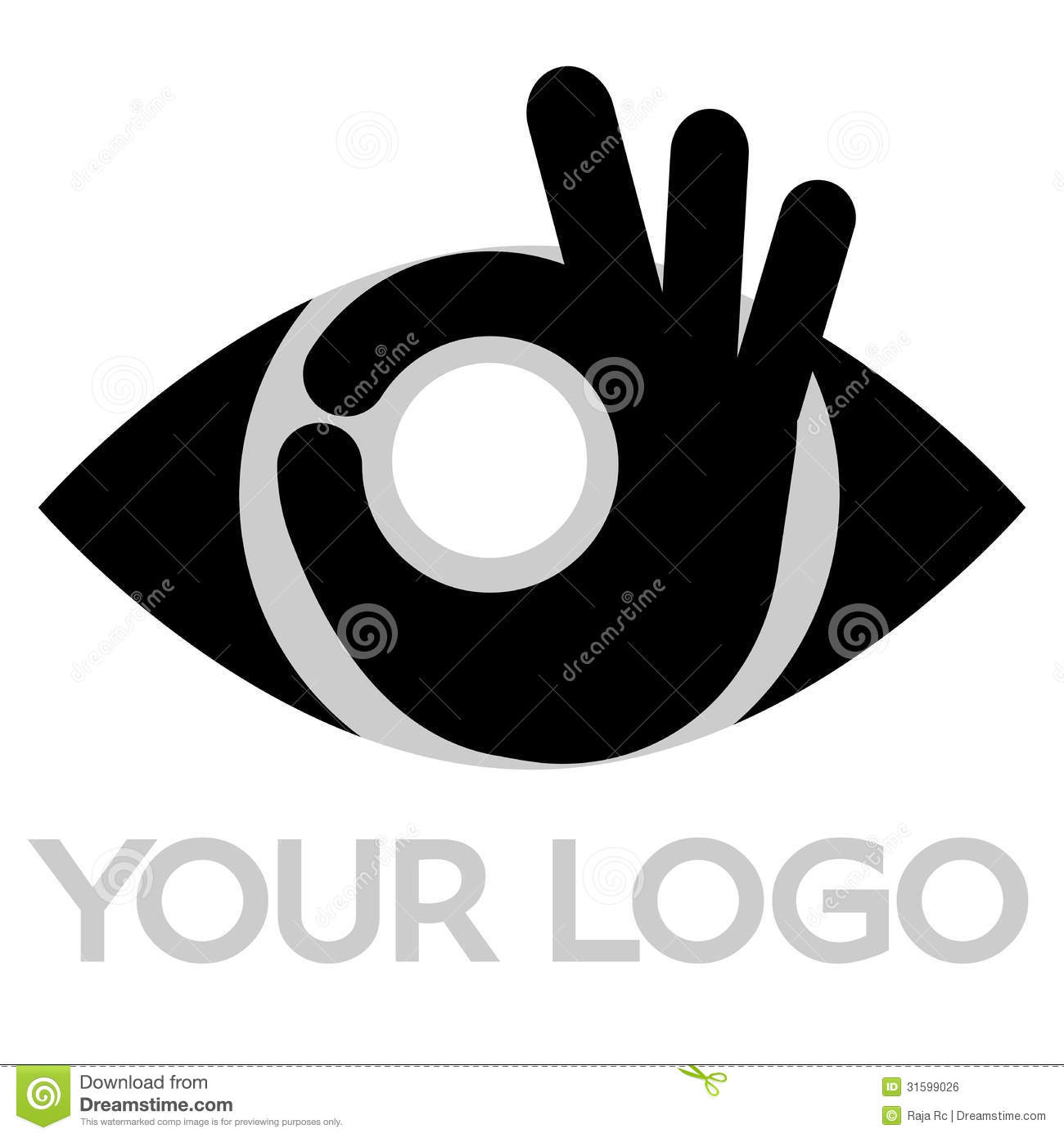 d9a72d22f83 Vector illustration for eye hospital and eye care