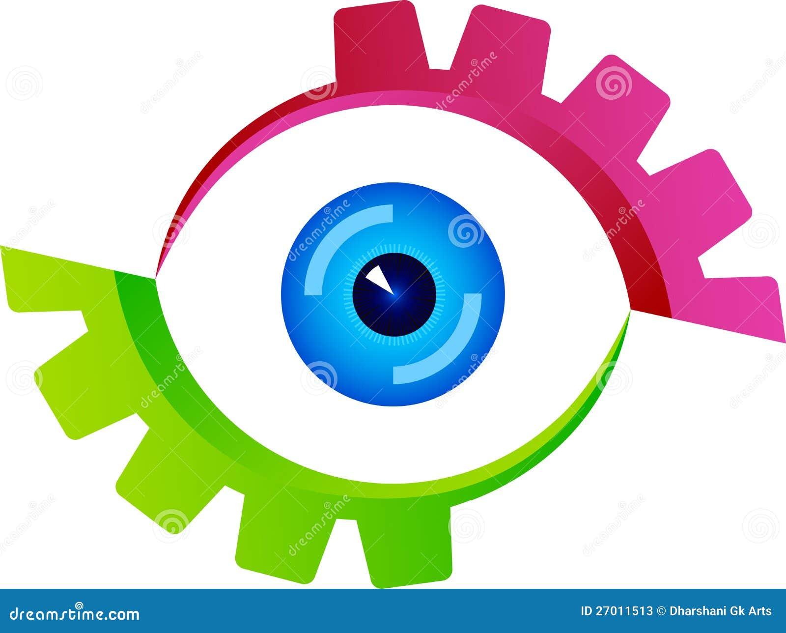 Eye logoen