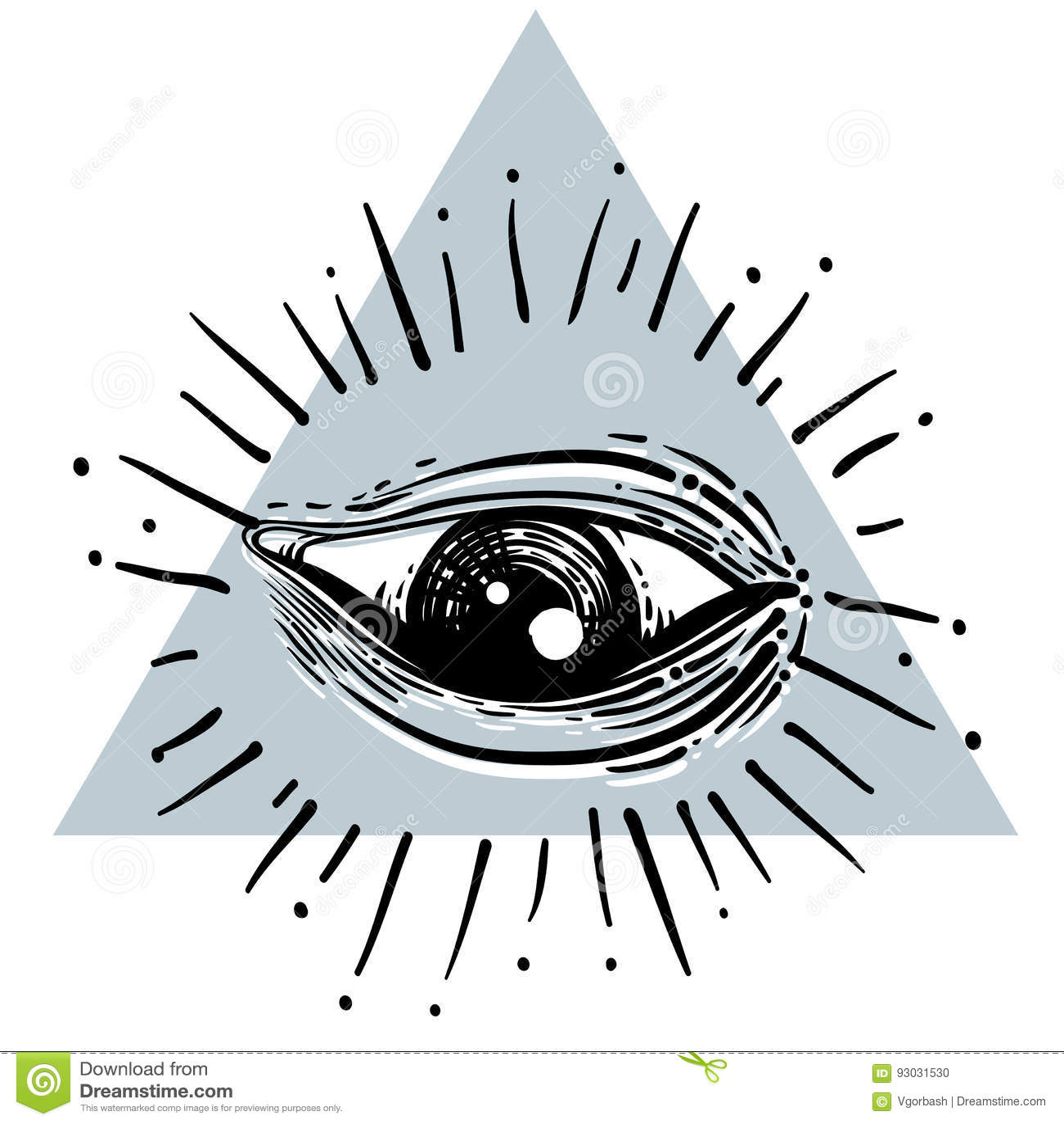 Eye of providence masonic symbol all seeing eye inside triangl masonic symbol all seeing eye inside triangl buycottarizona Images