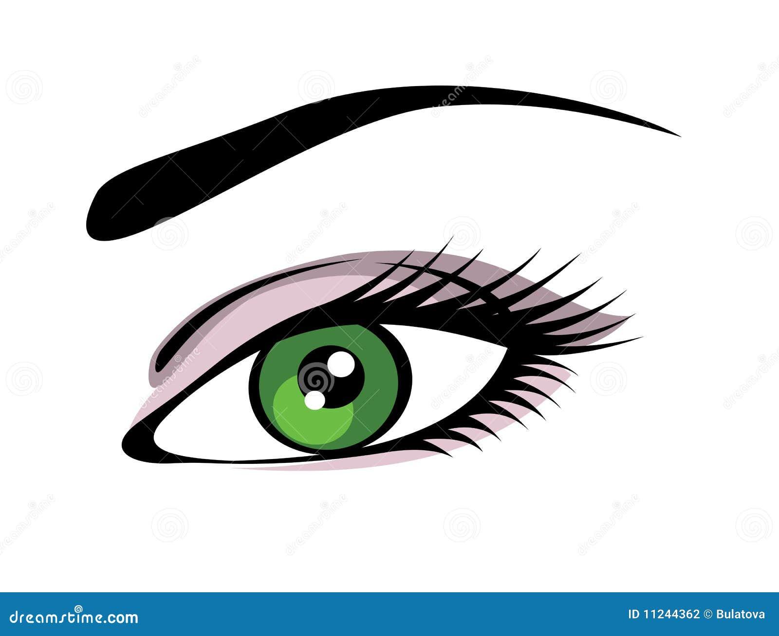 Eye Vector Stock Photography - Image: 11244362