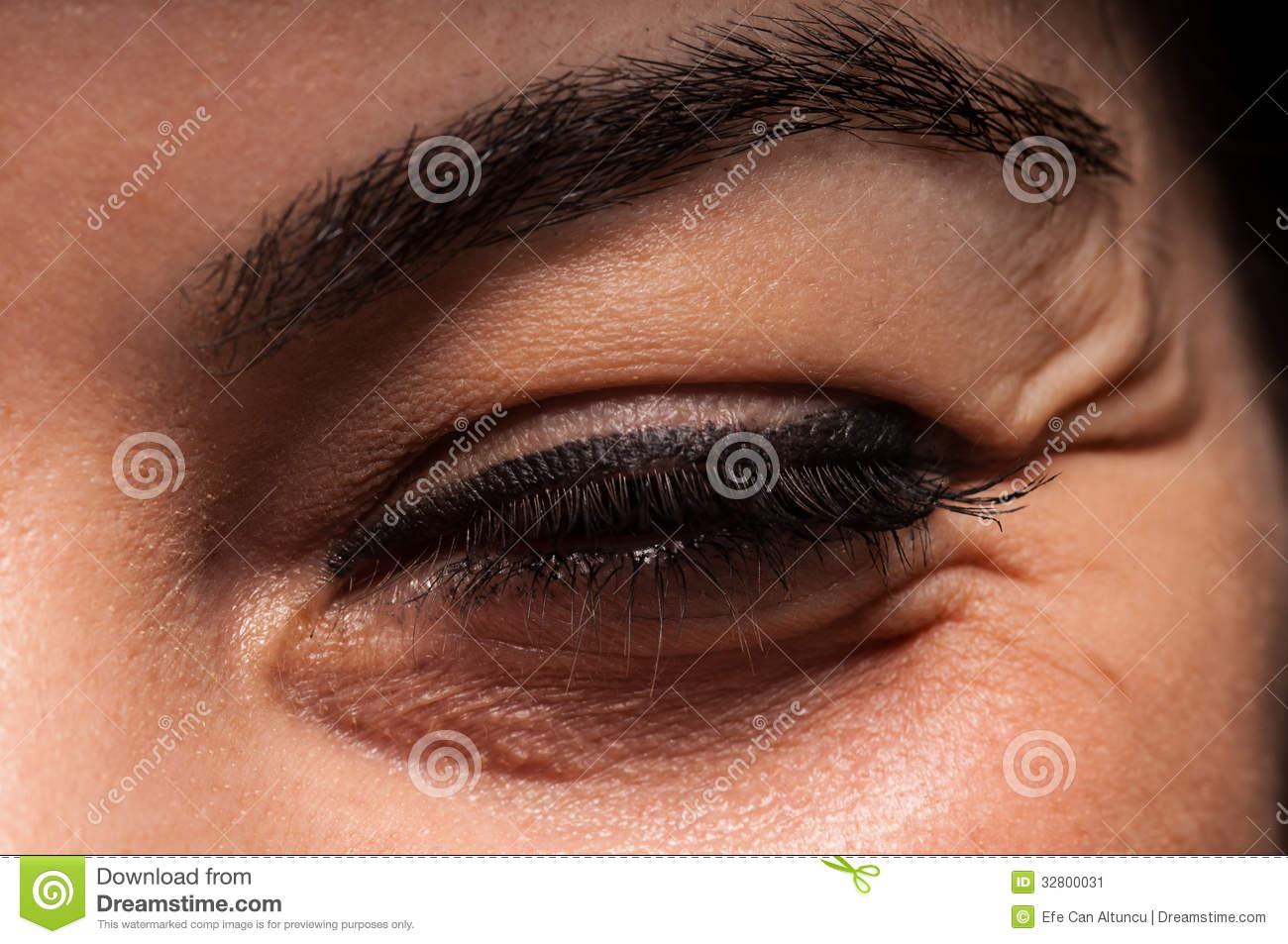 how to stop wrinkles under eyes when smiling