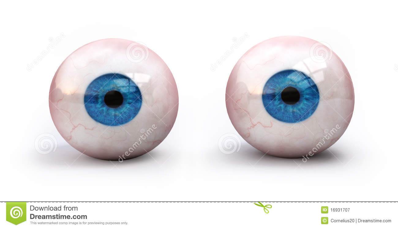 Eyeballs Royalty Free Stock Photography - Image: 16931707