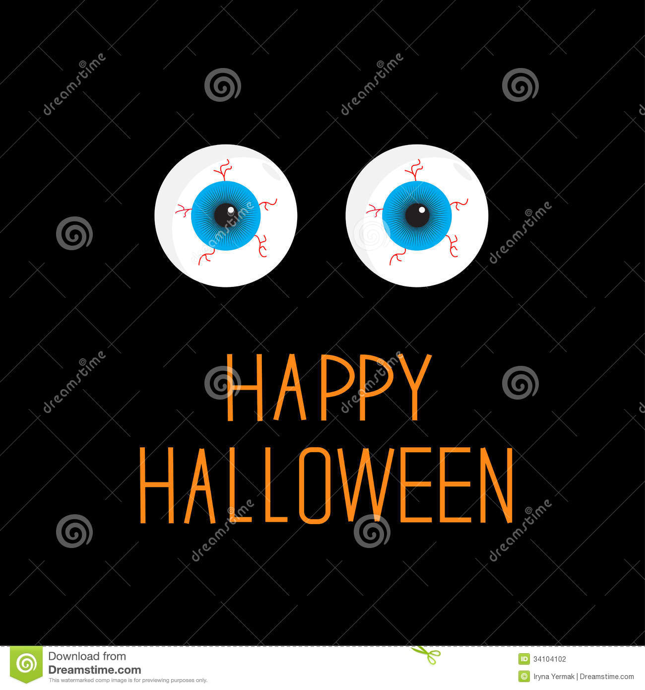 blue eyes halloween megurine - photo #7