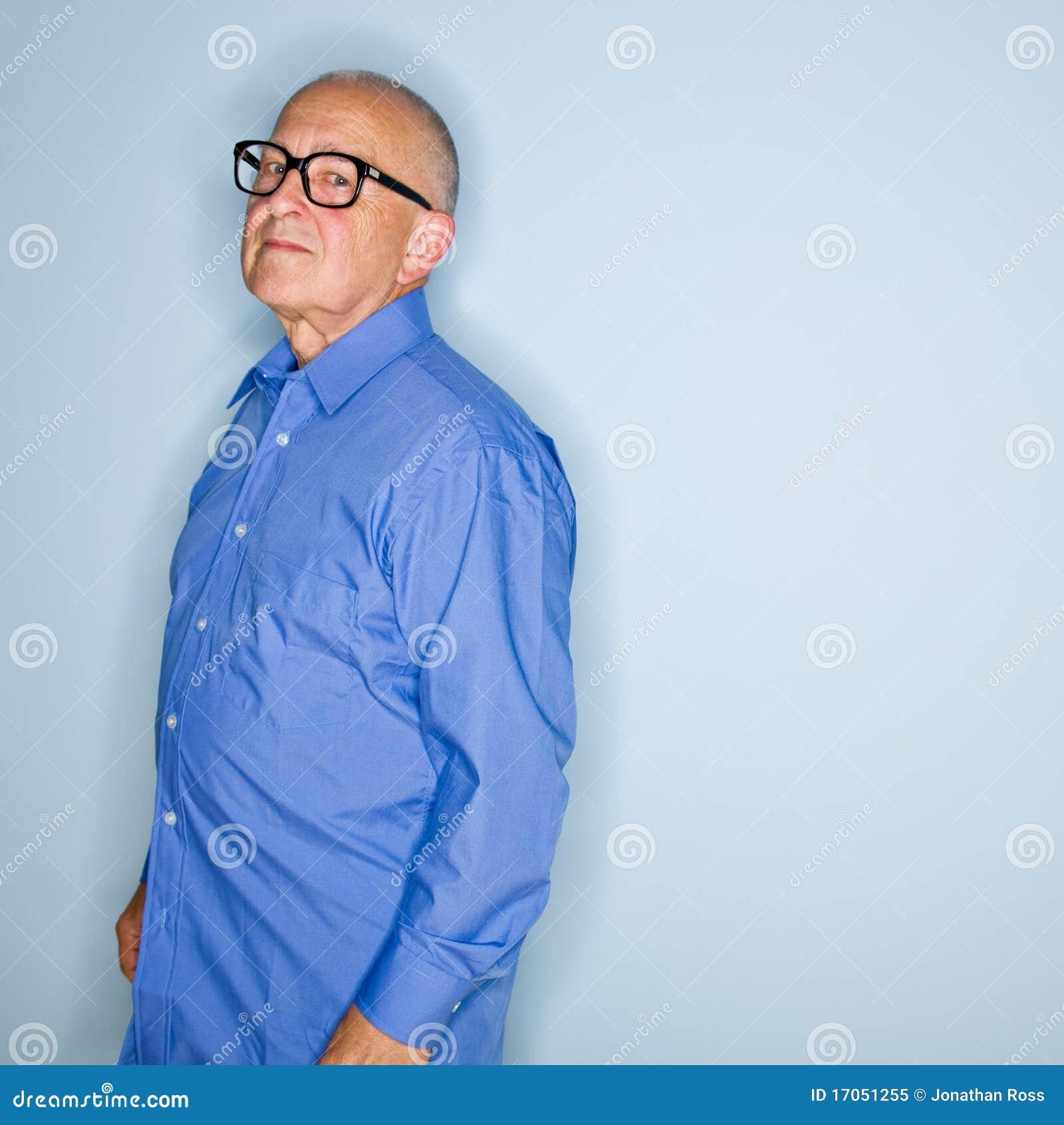 Eyeglasses πρεσβύτερος ατόμων