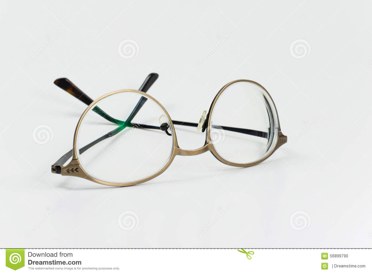 Glasses Frame Help : Eyeglasses Stock Photo - Image: 56899790