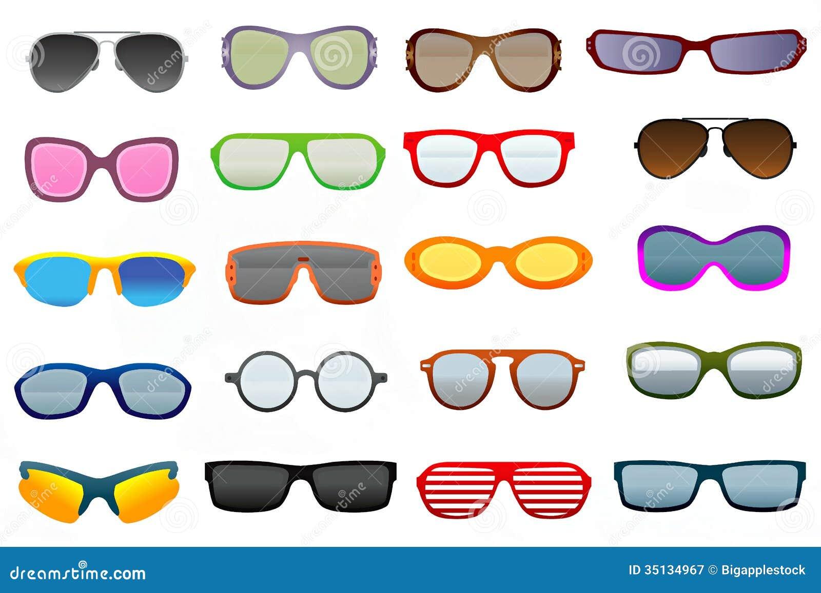 Eyeglasses Stock Illustration. Image Of Sight