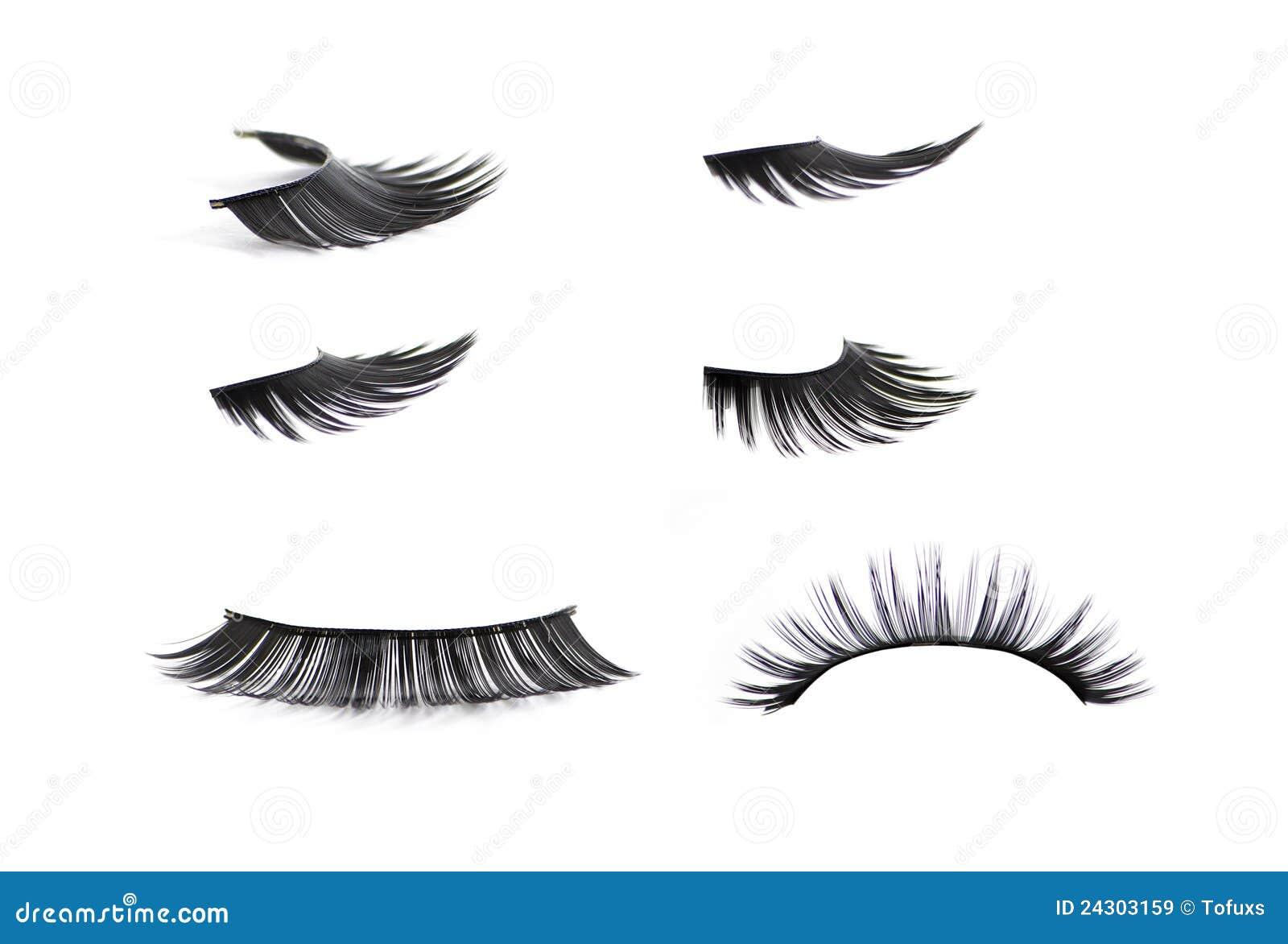 Eyelashes Royalty Free Stock Images Image 24303159