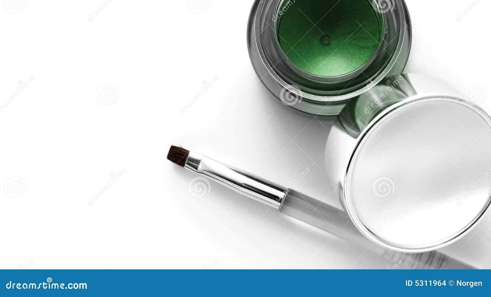 Download Eyeliner fotografia stock. Immagine di eyeliner, puro - 5311964