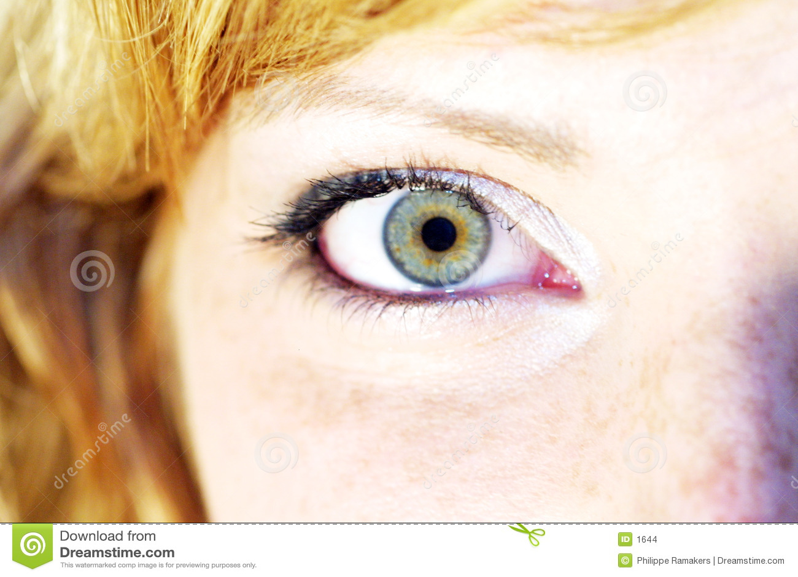 Eyes женщина