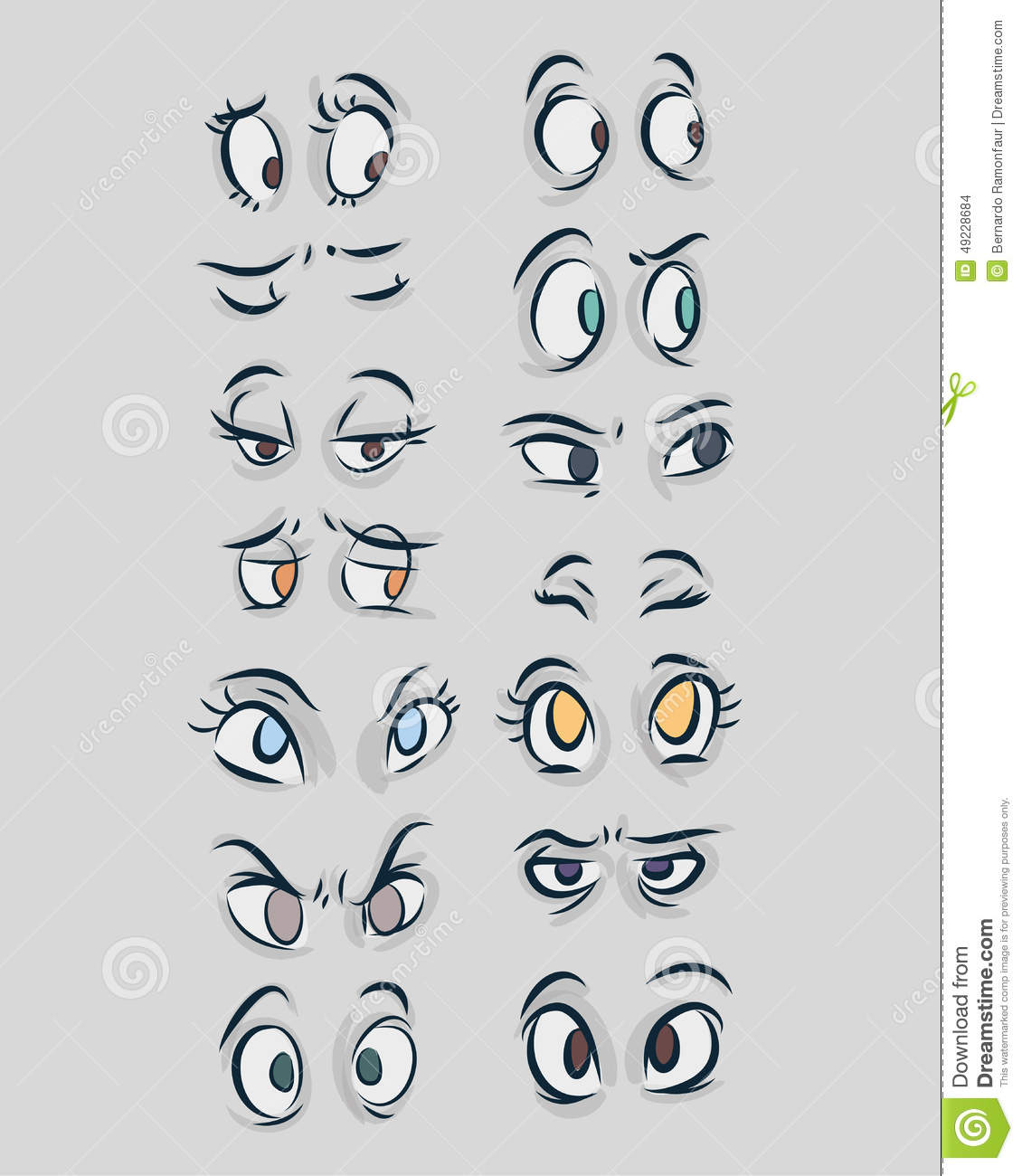 This is a graphic of Epic Different Types Of Eyes Drawing