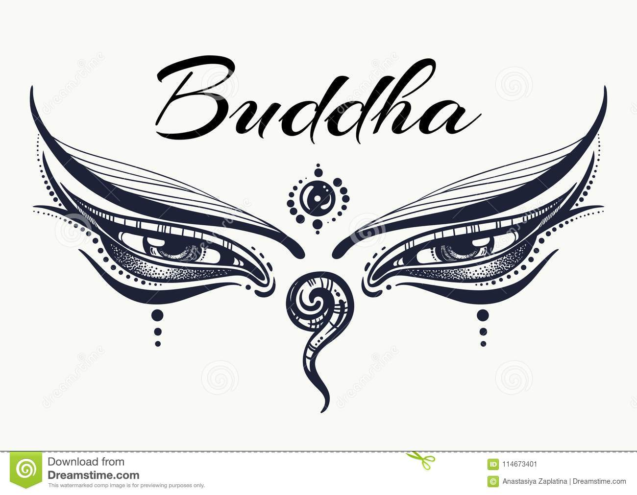 Eyes Of Buddha Wisdom Concept Hand Drawn High Detailed Engraved Vector Art Tattoo Yoga Spiritualy Textile Stock Vector Illustration Of Element Handdrawn 114673401 A dedicated page to yoga & tattoo feel free to send photo of tattoo you wear or any interesting. https www dreamstime com eyes buddha wisdom concept hand drawn high detailed engraved vector art tattoo yoga spiritualy textile image114673401