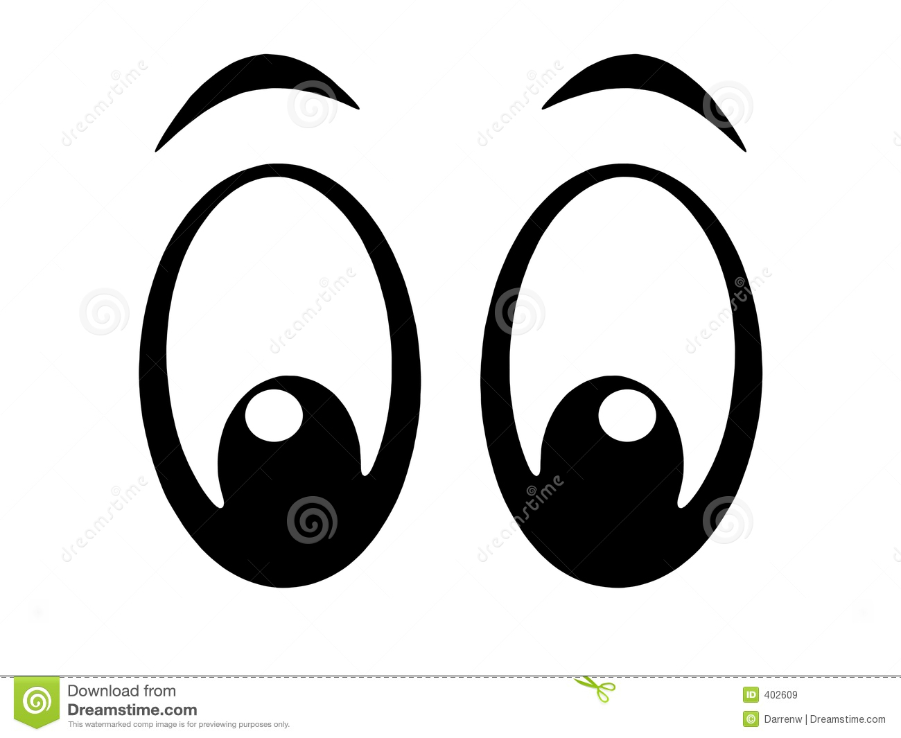 eyes bw stock illustration illustration of reading  toon Happy Smiley Face Clip Art Happy Face Art