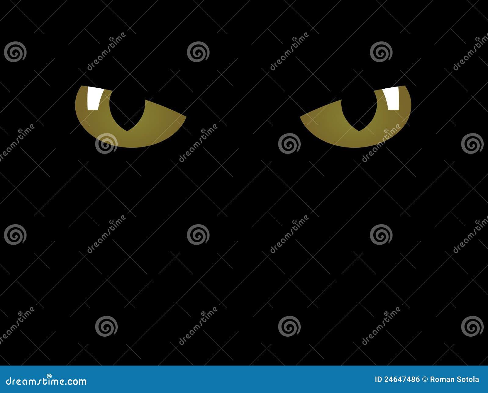 Eyes feline