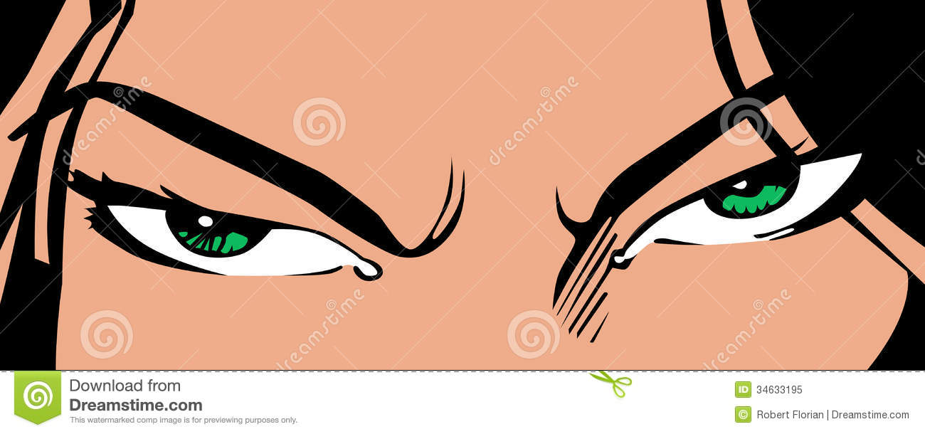Eyes Stock Illustration Illustration Of Optimistic