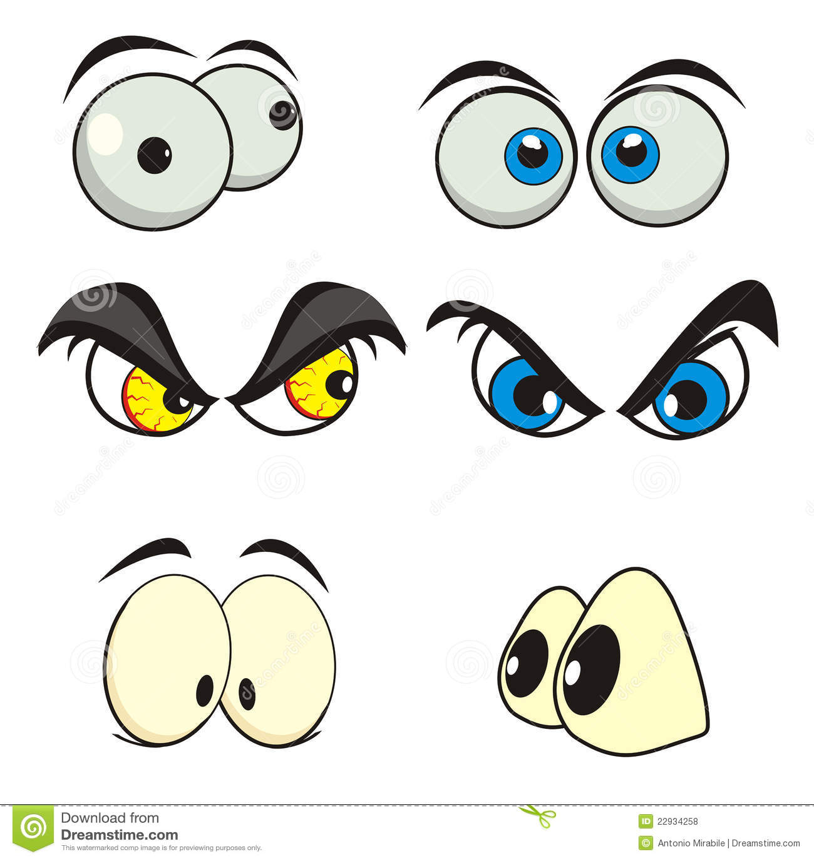 Eyes la historieta