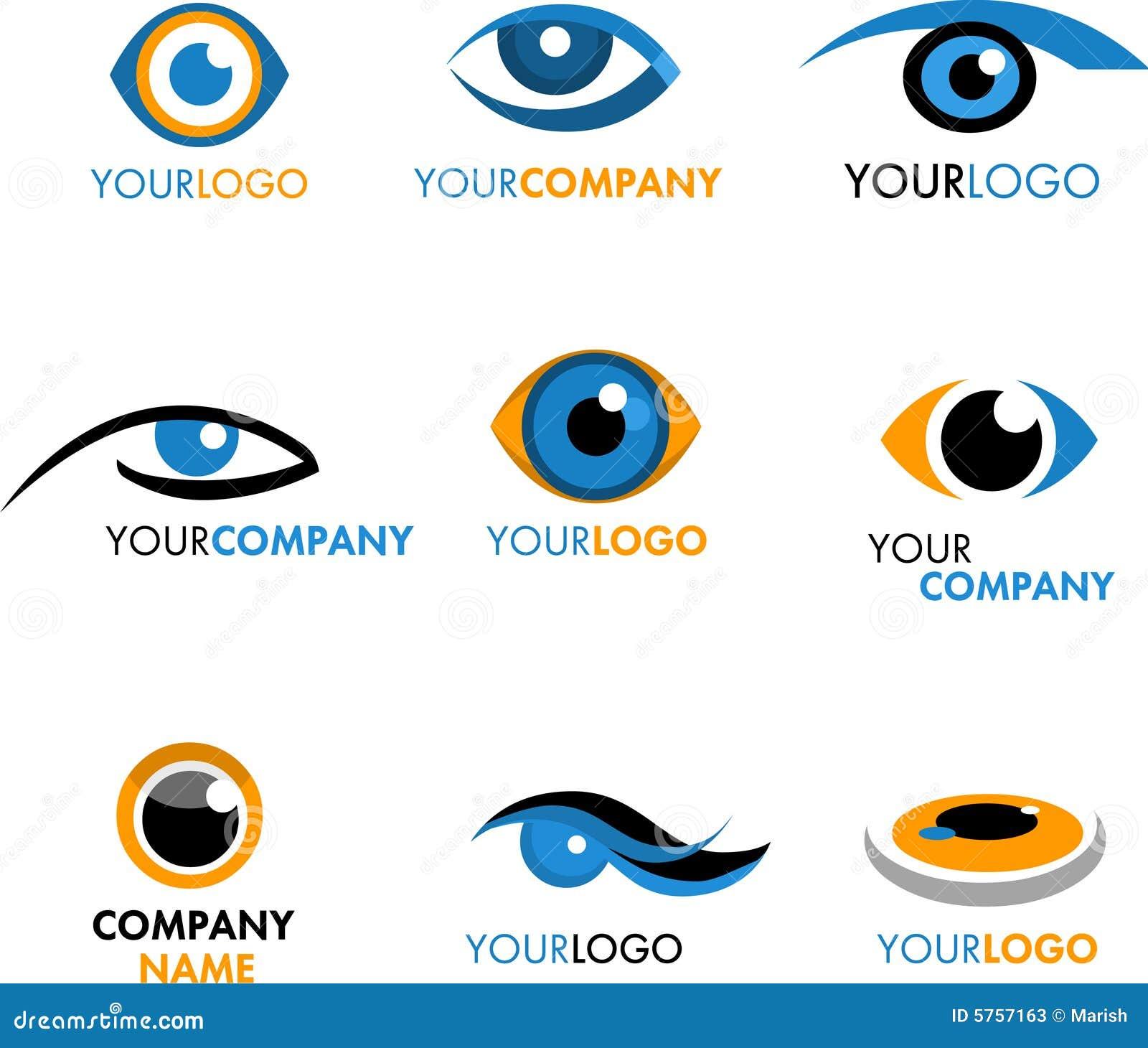 Eyes - logos and icons
