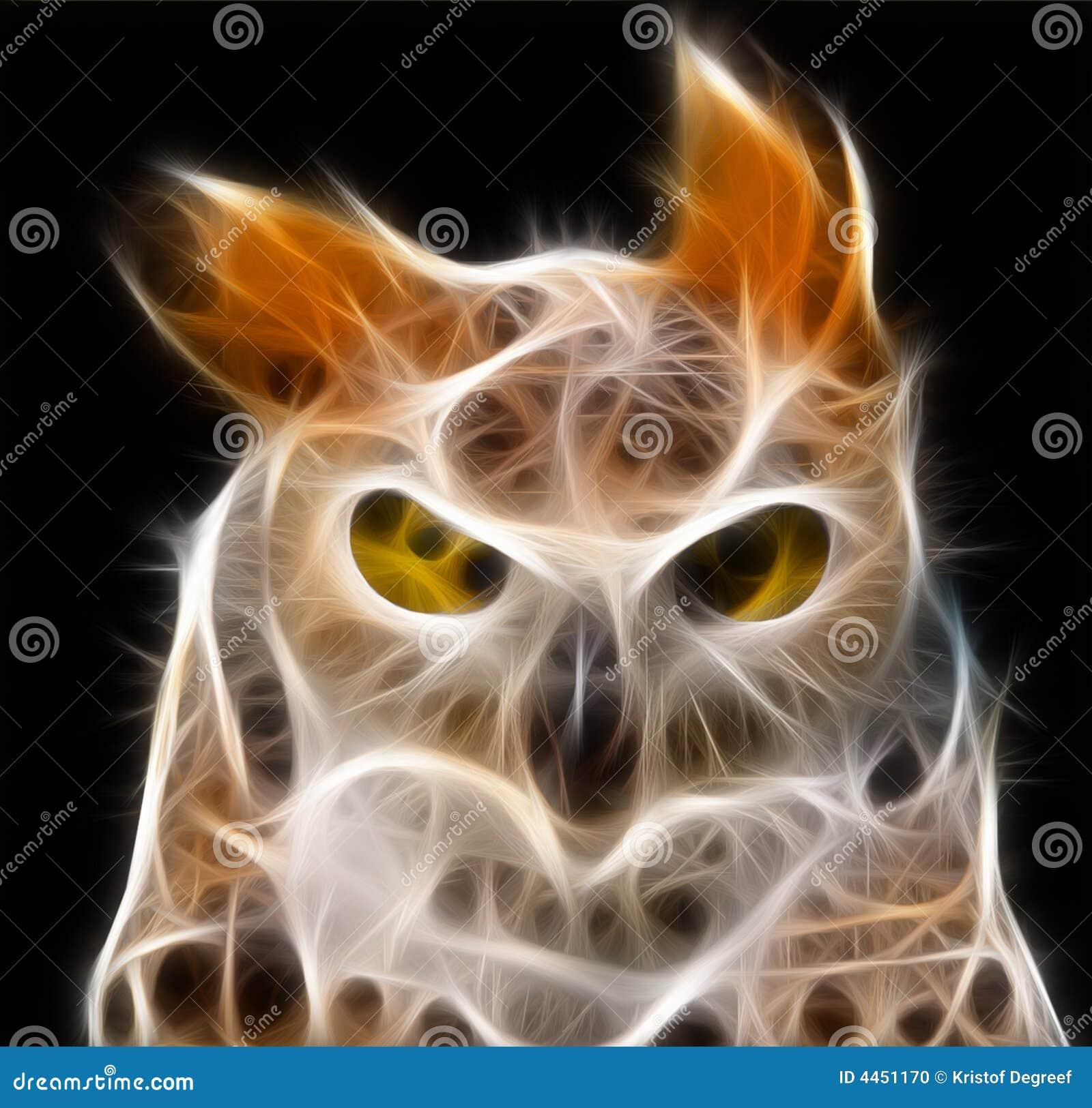 Eyes owlen