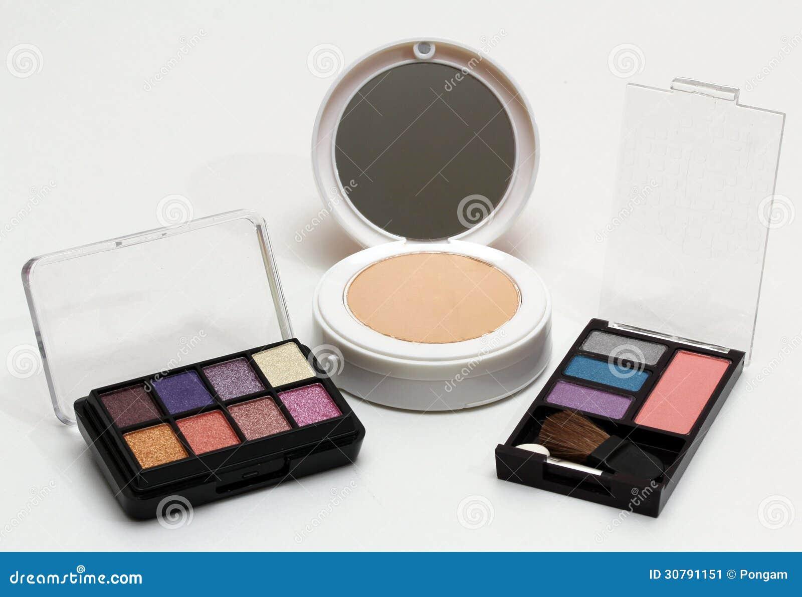 Eyeshadow and powder