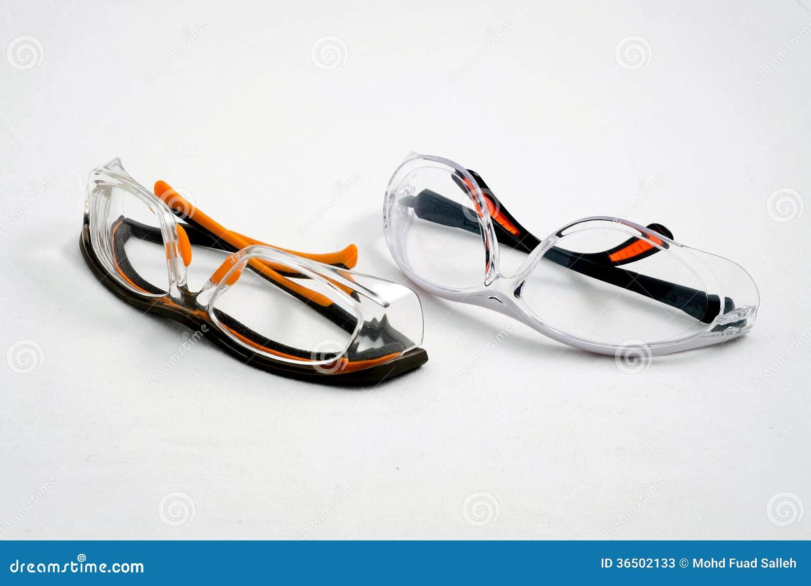 Eyeware industriel de lunettes de sécurité