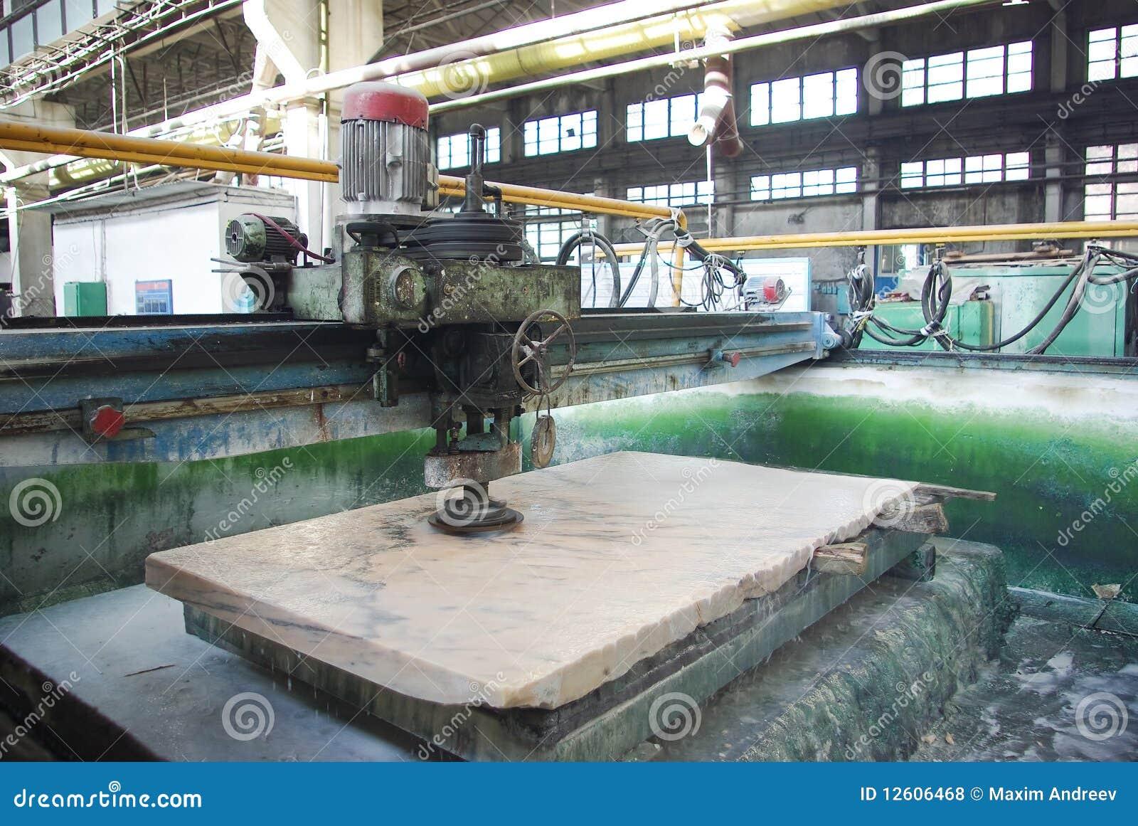 Fábrica de mármol