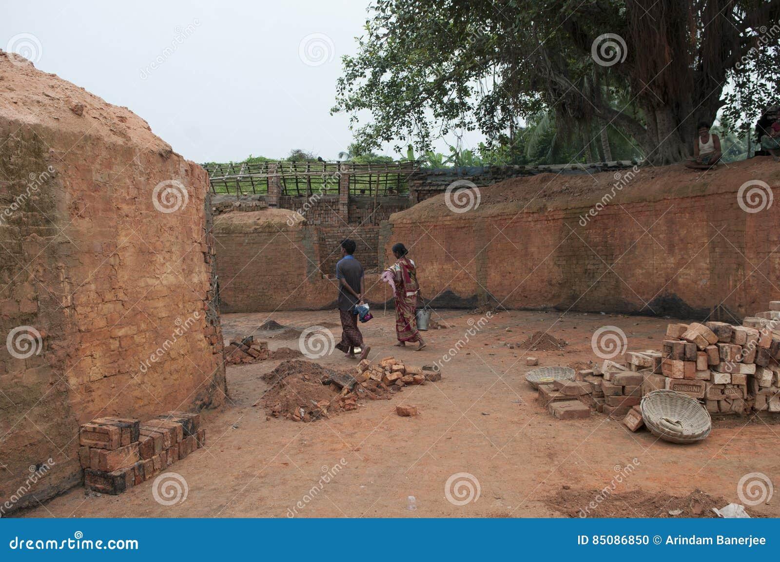 Fábrica do tijolo