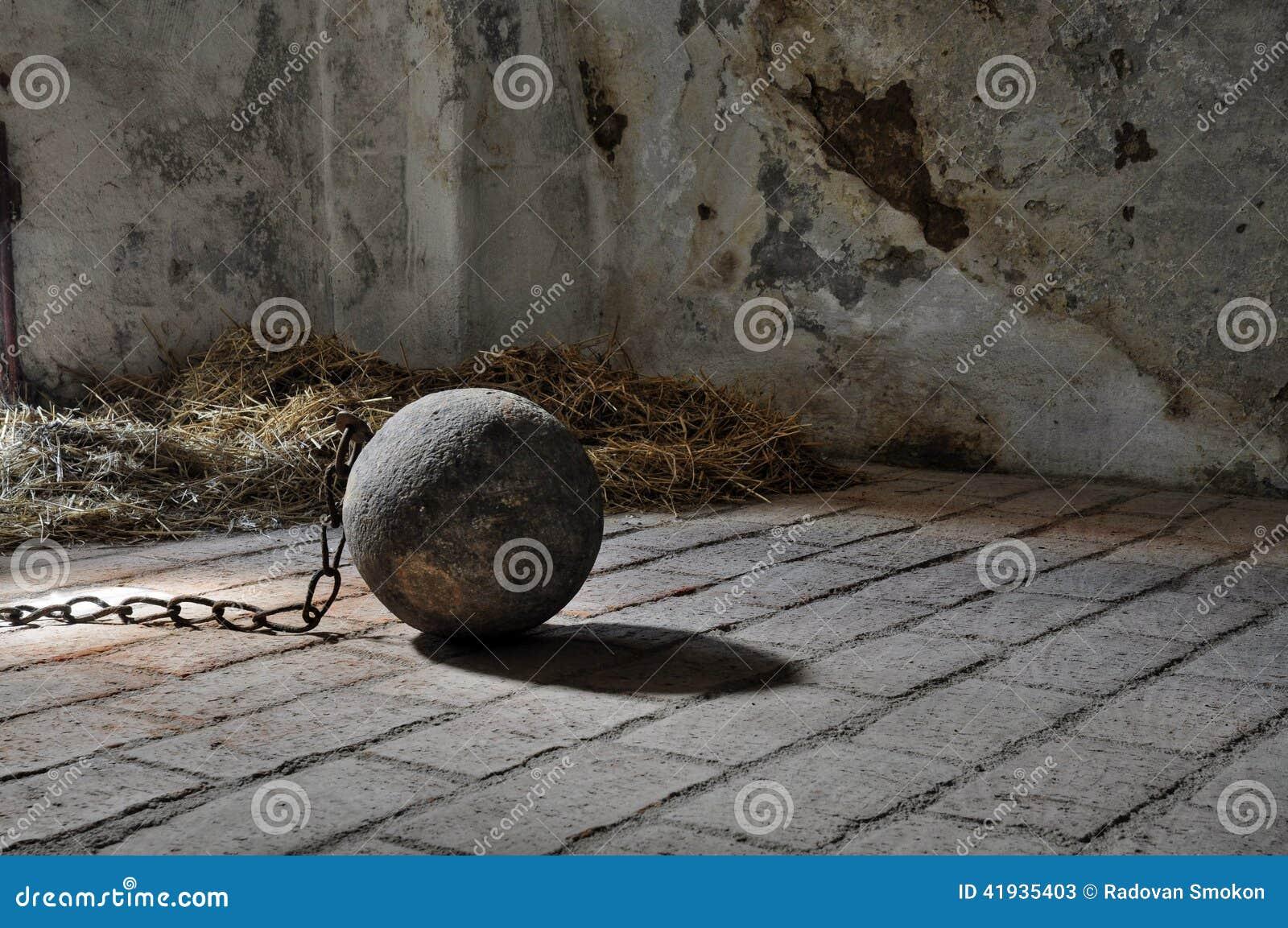 Fängelseboll